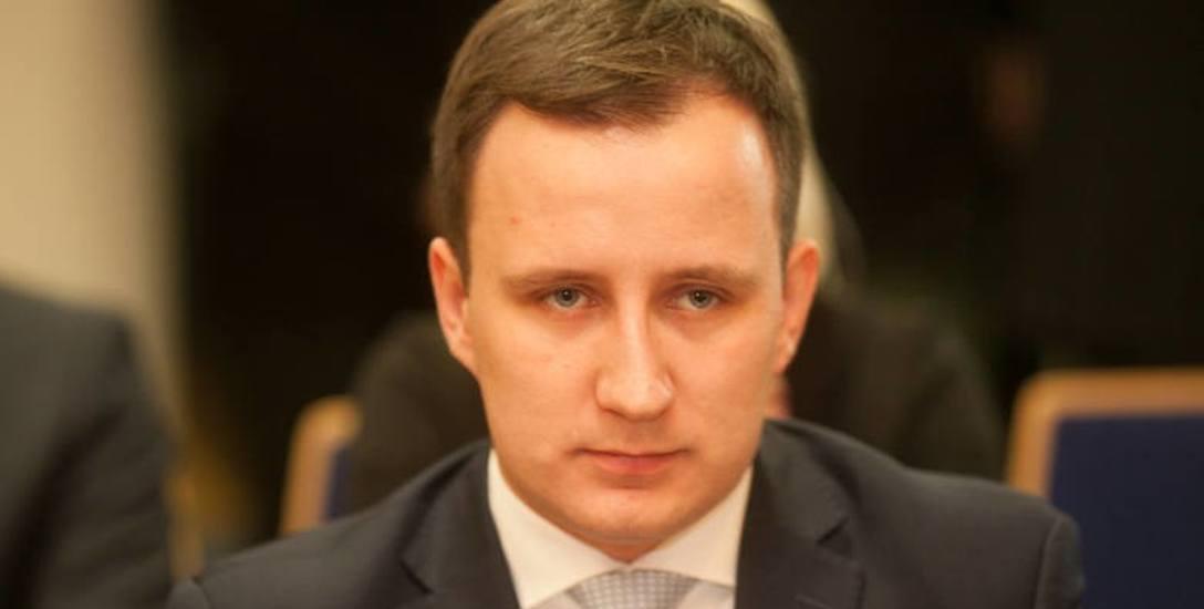 Mariusz Rusiecki złożył mandat radnego łódzkiego sejmiku.