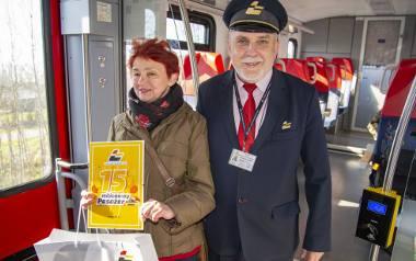 Łódzka Kolej Aglomeracyjna przewiozła 15 milionów pasażerów...