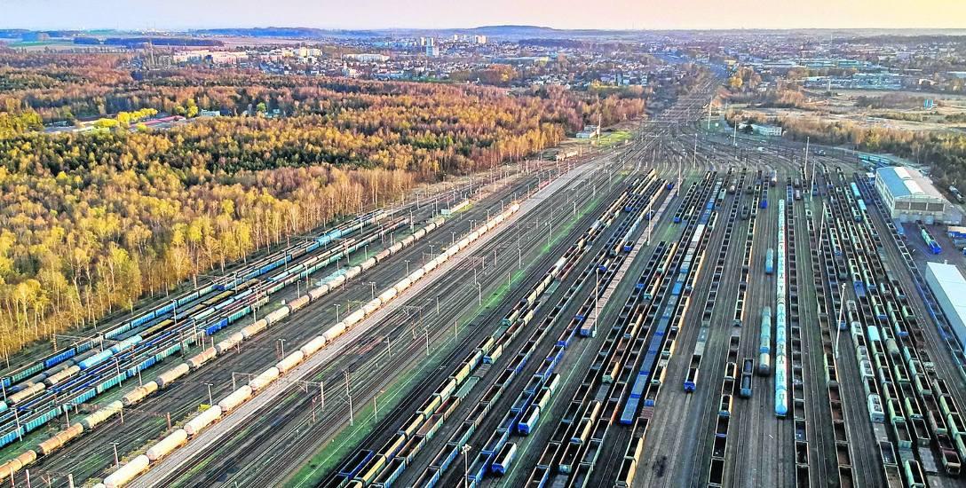 Tarnowskie Góry. Oto największy węzeł kolejowy w Europie