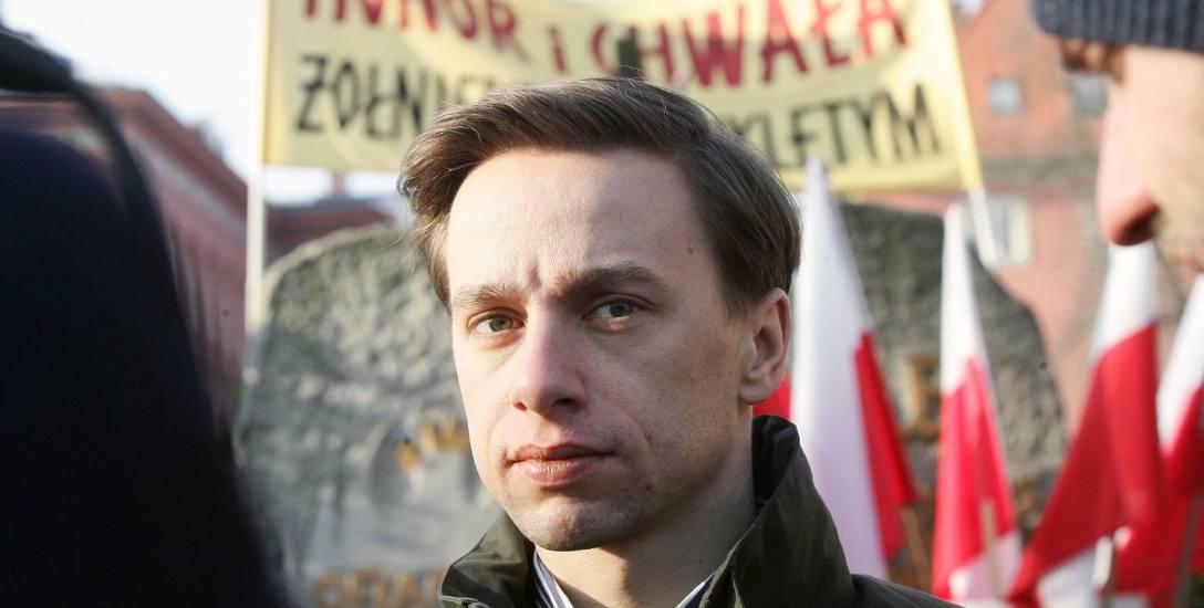 Krzysztof Bosak: Marsz Niepodległości, który przygotowujemy, jest wspólną inicjatywą, która łączy wiele środowisk