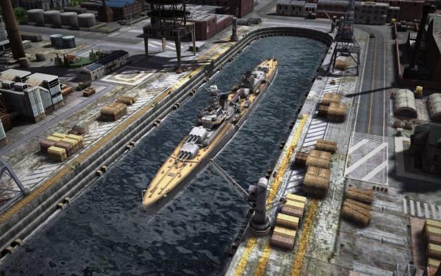 Navy Field 2: Francuska flota szykuje się do walki