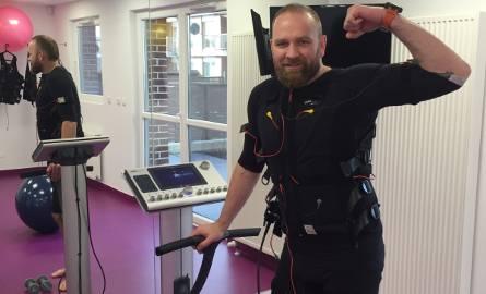 Ćwicz z Mariuszem Jurasikiem w kieleckim klubie fitness