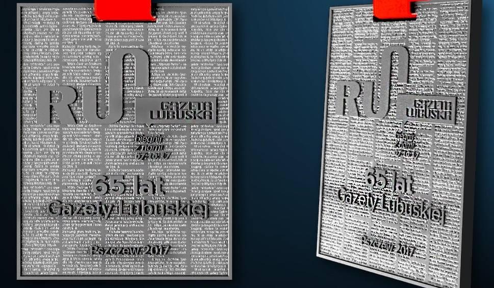 Film do artykułu: Gazeta Lubuska Run. Tak wygląda medal dla uczestników biegu