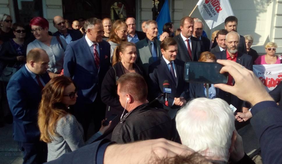 Film do artykułu: Były szef MON Bartosz Kownacki o sprawie Nitro-Chemu