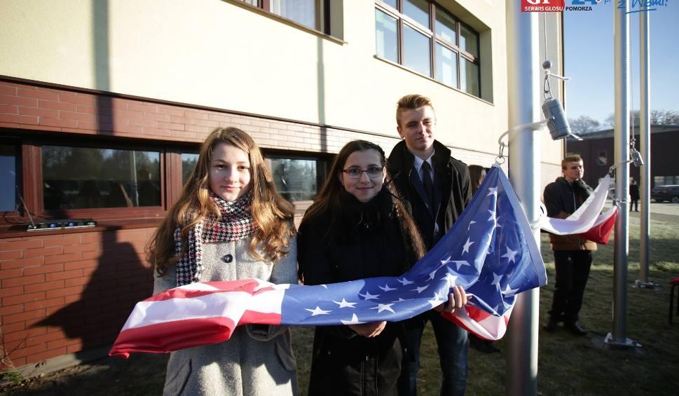 Film do artykułu: Amerykanie uczą się w szkole w Redzikowie