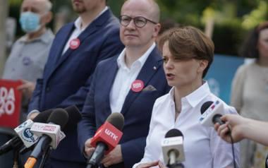 - Poznań i powiat poznański to  jeden z najtrudniejszych okręgów dla prawicy - stwierdza Jadwiga Emilewicz, wicepremier i posłanka Zjednoczonej Prawicy