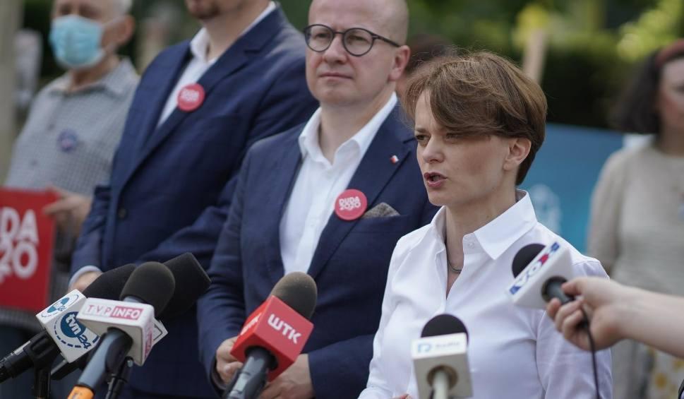 Film do artykułu: Wybory prezydenckie: Poznańscy politycy Zjednoczonej Prawicy: Prezydent Duda jest gorącym zwolennikiem dialogu