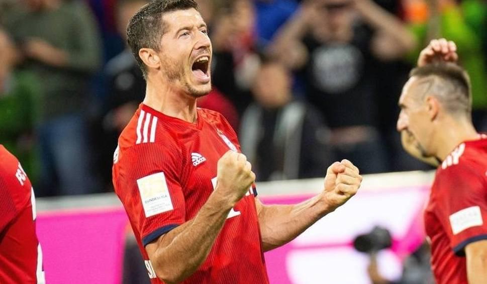 Film do artykułu: Augsburg - Bayern NA ŻYWO. Bundesliga w TV. Gdzie oglądać mecz? LIVE STREAMING. O której i gdzie jest mecz? Lewandowski strzeli gola?
