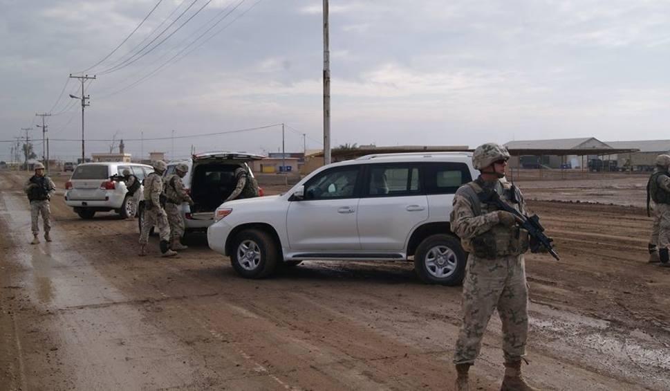 Film do artykułu: Żołnierze 7 BOW ze Słupska i Lęborka na misji w Iraku (zdjęcia)