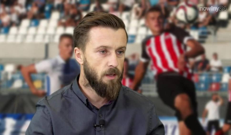 Film do artykułu: Trener Apklan Resovii, Szymon Grabowski: Wyciągaliśmy wnioski z każdego meczu [WIDEO, STADION]