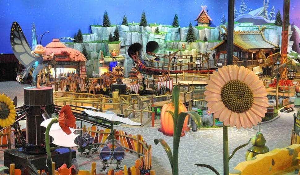 Film do artykułu: Majaland. Park rozrywki Majaland już otwarty. Zobacz, jakie atrakcje! 23.10.2018 [CENY, GODZ. OTWARCIA, DOJAZD, PARKINGI]