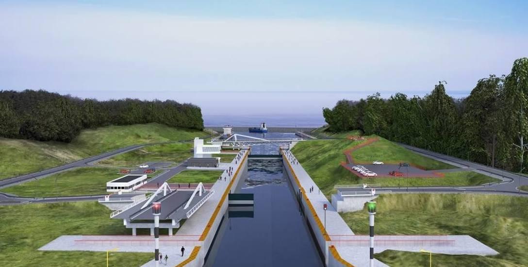 Budowa kanału ma zakończyć się w roku 2022 i pochłonąć wg szacunków 1,5 mld zł