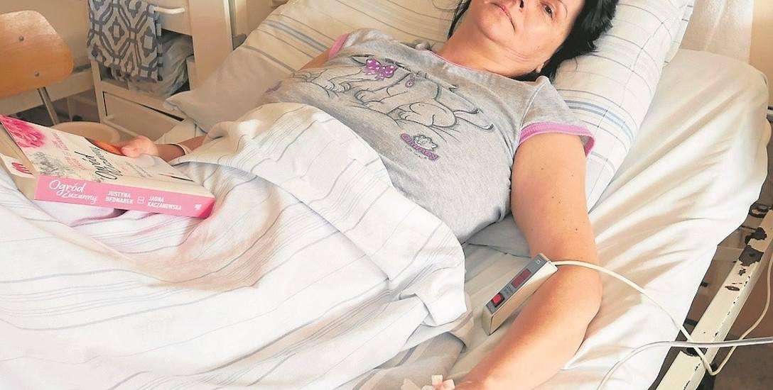 Anna Wojtoń z uwagi na pogarszający się stan zdrowia  w czwartek rano przeszła operację w Szpitalu Powiatowym w Chrzanowie. Większość pacjentów odsyłanych