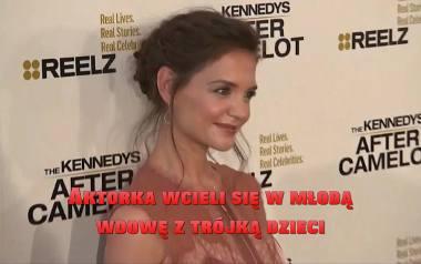 """Katie Holmes zagra w ekranizacji kultowej książki """"Sekret"""""""