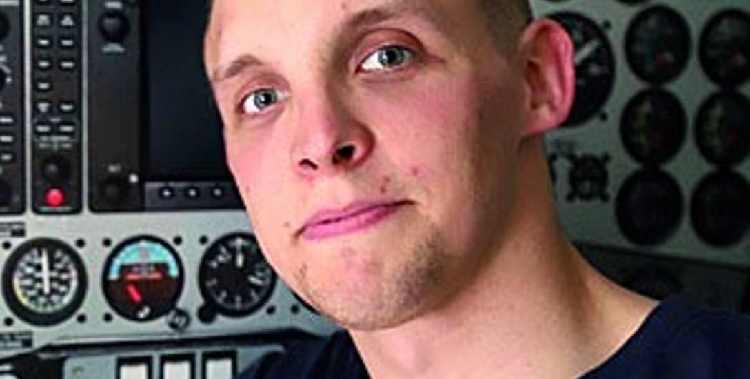 Sebastian Grzesiak: Zawód pilota to spełnienie marzeń