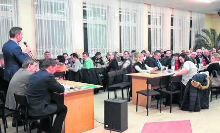 Na wszystkich powiatowych spotkaniach mniejszości było dużo uczestników i żywa dyskusja o codziennych problemach.