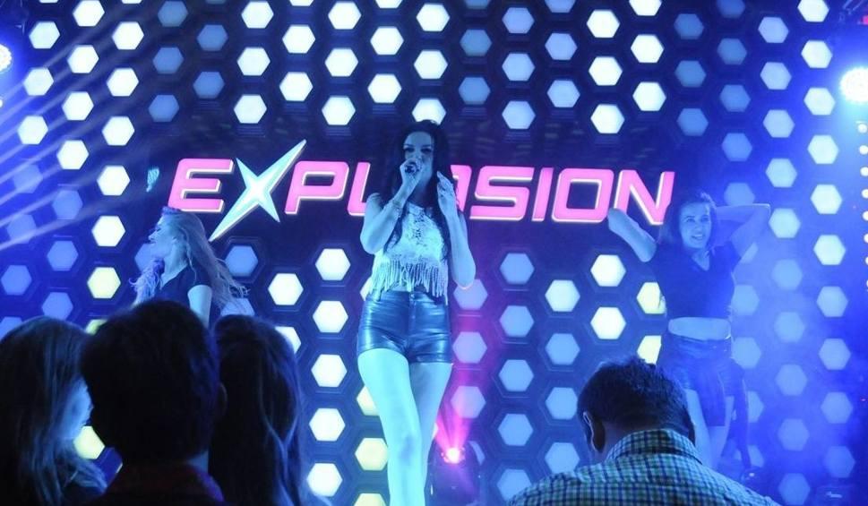 Film do artykułu: Koncert Oli Wróbel i zespołu E-maill w klubie Explosion