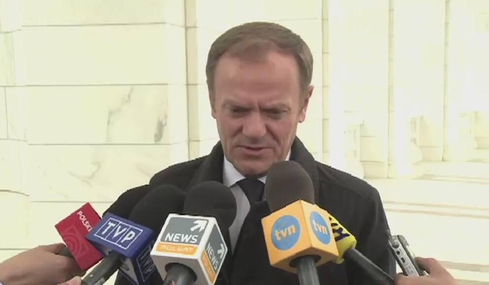 Film do artykułu: Tusk: Obama pytał o Puszczę Białowieską (wideo)