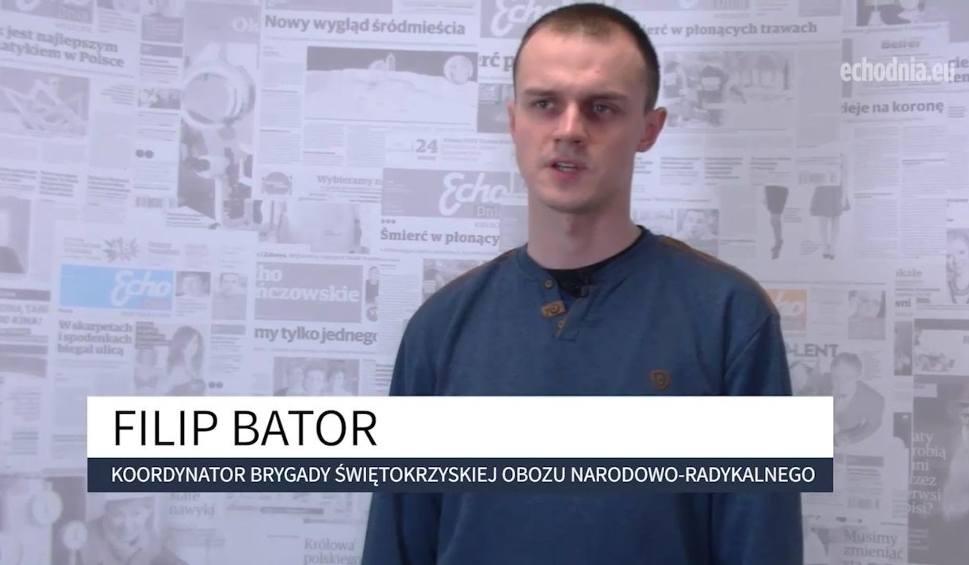 Film do artykułu: W Starachowicach będą protestować przeciwko imigrantom ze Wschodu