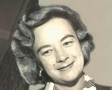 Obraz Jerry Mock z roku 1964