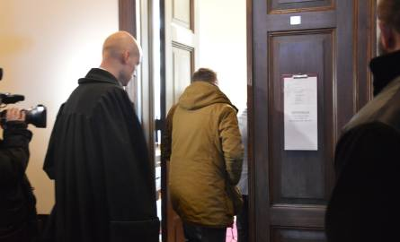W Sądzie Rejonowym w Wejherowie w środę 23.01.2019 r. rozpoczął się proces Krystiana W. ps. Krystek