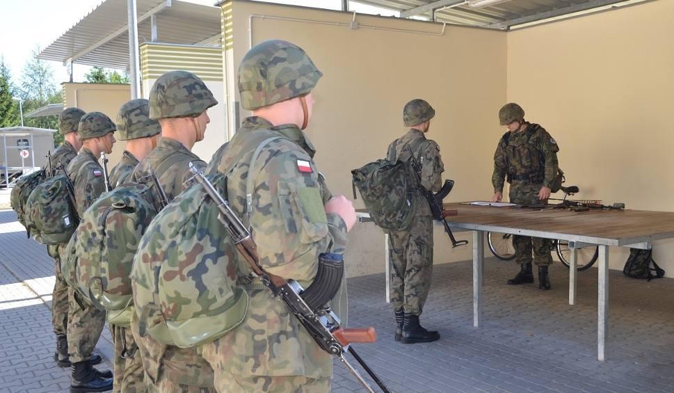 Film do artykułu: Żołnierze Legii Akademickiej w Słupsku zakończyli szkolenie. W sobotę przysięga (zdjęcia)
