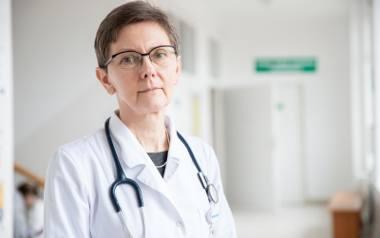 Prof. Joanna Zajkowska, podlaski wojewódzki konsultant do spraw epidemiologii