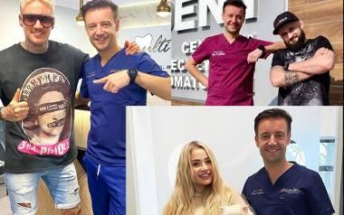 Doktor nauk medycznych Piotr Trafidło, właściciel Centrum Precyzyjnej Stomatologii Multident w Stalowej Woli @piotrtrafidlo_multident potrafi zdziałać