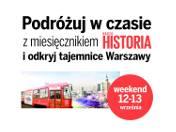 Zdjęcie do artykułu: Zapraszamy na bezpłatną wycieczkę po Warszawie tramwajem retro Naszej Historii!
