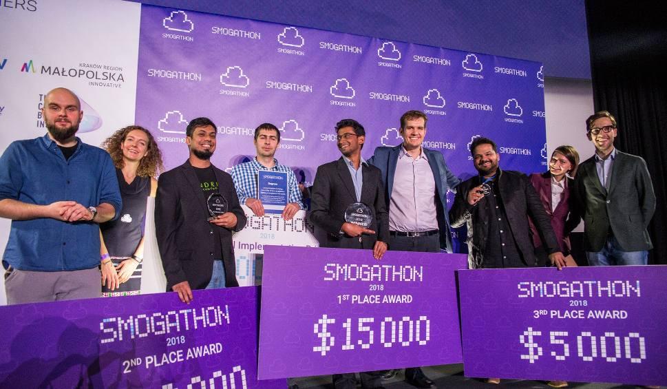 Film do artykułu: Smogathon 2019. Zwyciężył projekt ekologicznego spalania biomasy, wyróżniono przystanek wolny od smogu