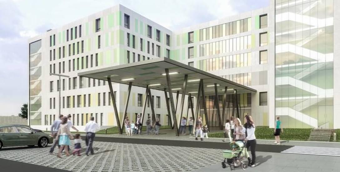 Tak ma wyglądać szpital