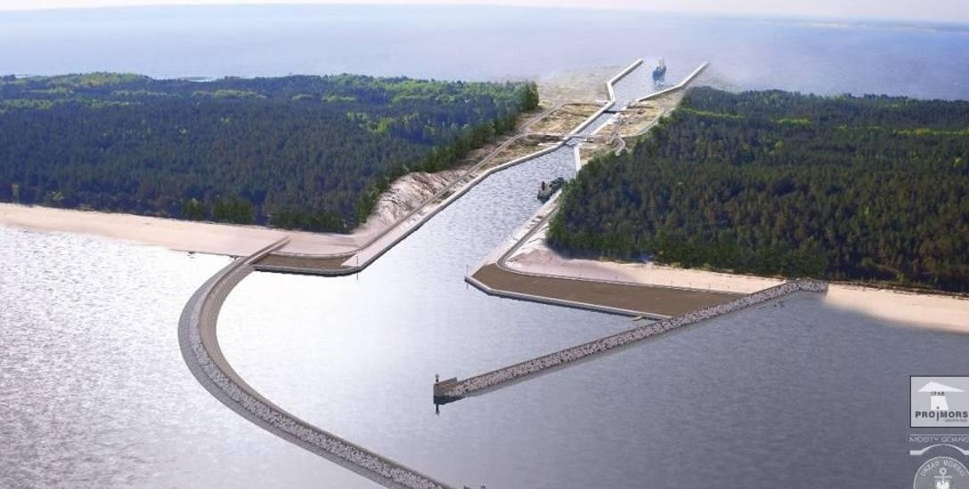 Przekop mierzei połączy Zatokę Gdańską z Zalewem Wiślanym