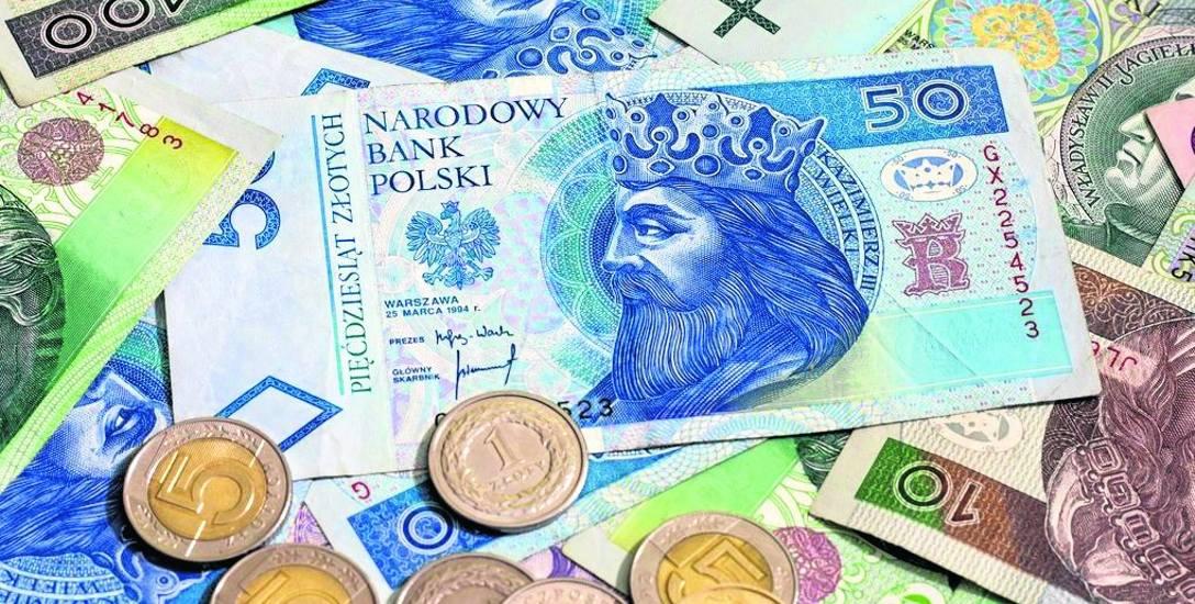 Z danych GUS wynika, że najniższą krajową zarabia około 1,4 miliona Polaków.