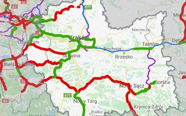 Mapa Inwestycji Krakow Dziennikpolski24 Pl