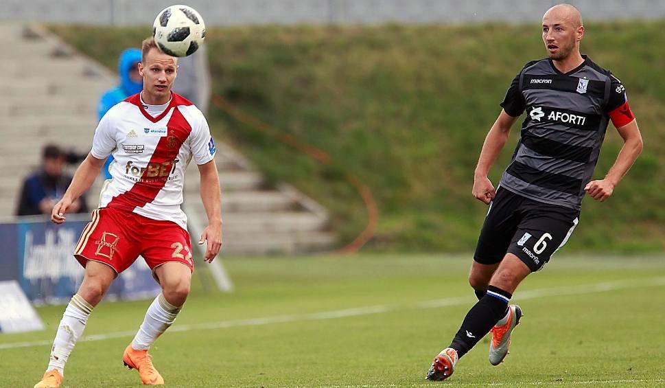 Film do artykułu: ŁKS Łódź - Lech Poznań 0:1: Oceniamy piłkarzy Kolejorza w pierwszym meczu Pucharu Polski