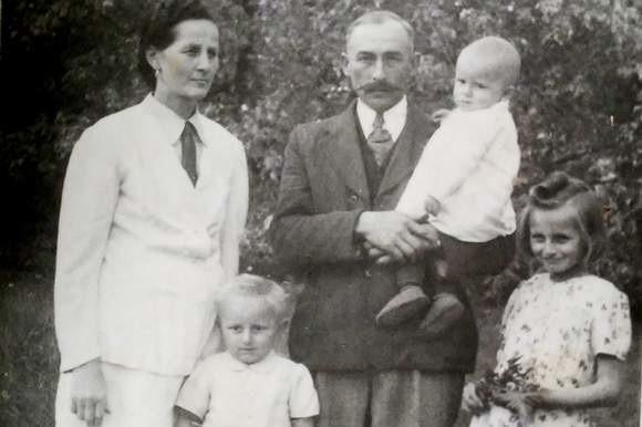 Nadzieja i Feliks Oborscy wraz z dziećmi cudem uniknęli śmierci z rąk banderowców