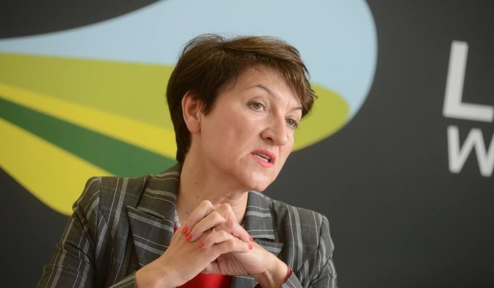 Film do artykułu: LUBUSKIE. Marszałek województwa Elżbieta Anna Polak na liście do Europarlamentu. Taka informacja wyszła od Grzegorza Schetyny