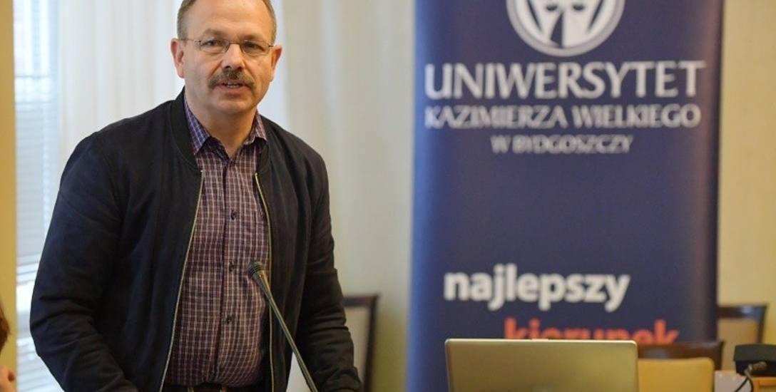 Szkołą Doktorską UKW pokieruje prof. Roman Leppert