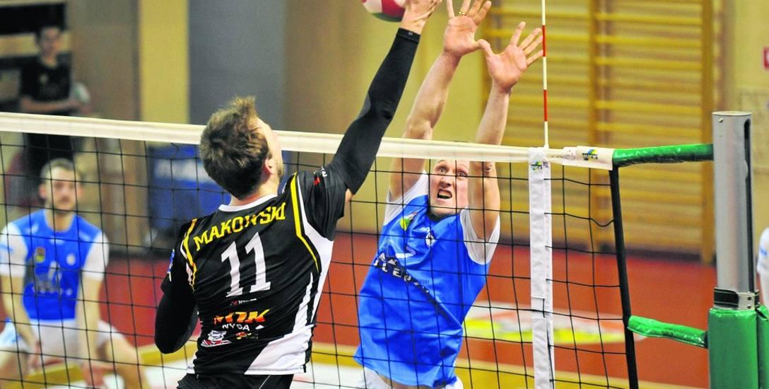 Kamil Skrzypkowski zastał najlepszym zawodnikiem spotkania Ślepska z Olimpią Sulęcin.