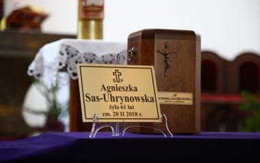 Pogrzeb Agnieszki Kotulanki w Legionowie