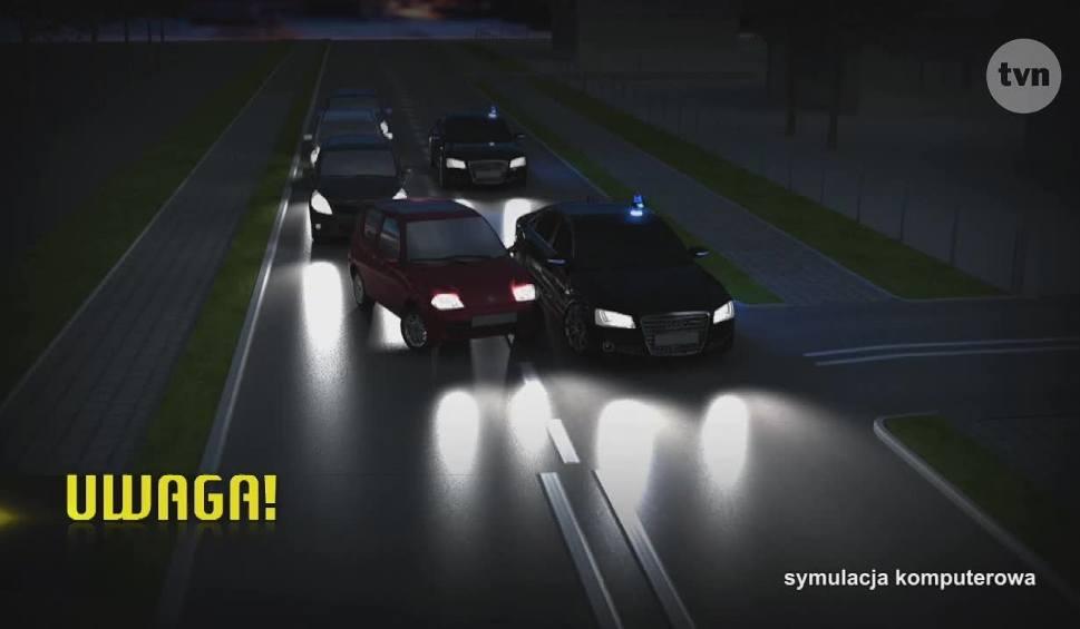 Film do artykułu: Wypadek Szydło. Kierowca seicento przerywa milczenie