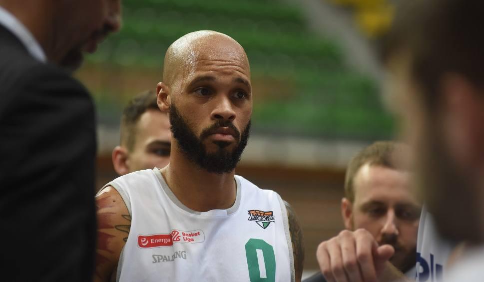 Film do artykułu: Koszykarze Enei Zastalu BC Zielona Góra znów pokonali Spójnię Stargard i w ćwierćfinale play off prowadzą 2:0