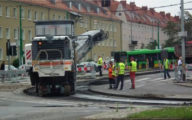 Objazdy w Poznaniu: Drogowcy rozpoczynają kolejne remonty dróg!