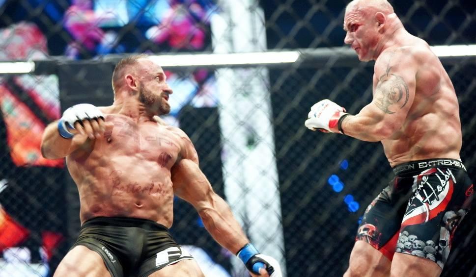 """Film do artykułu: Gala MMA w Zielonej Górze. """"Trybson"""" oklepał Marcina Najmana w 40 sekund [ZDJĘCIA]"""