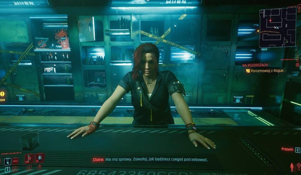 Film do artykułu: Recenzja Cyberpunk 2077 na PC. Night City zaskakuje na każdym kroku. Jeśli masz mocny sprzęt, gra wygląda obłędnie. Są też glitche, ale...