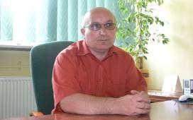 Zbigniew Wójcik, prezes ZEC w Łowiczu
