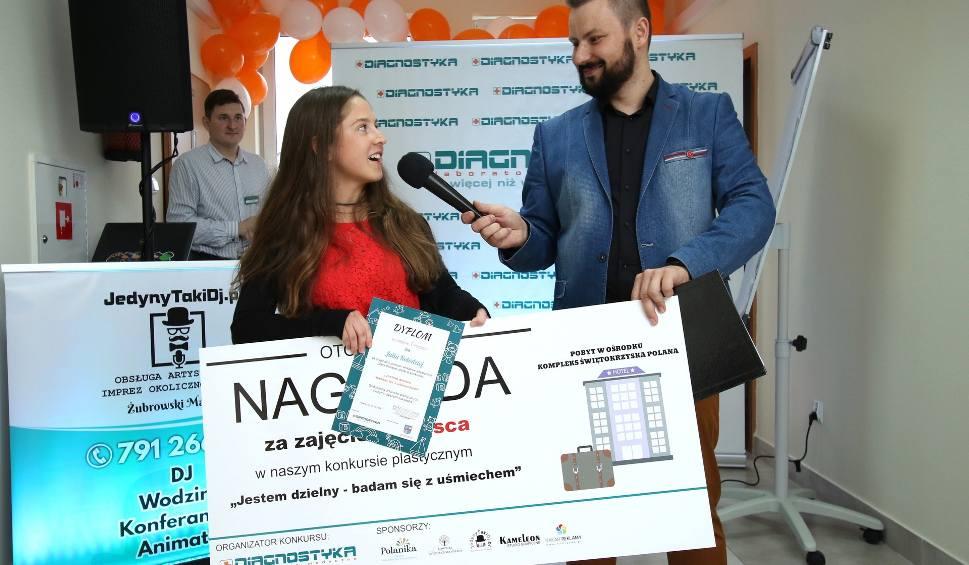 Film do artykułu: Laureaci konkursu Diagnostyki Oddział Kielce otrzymali wyjątkowe nagrody