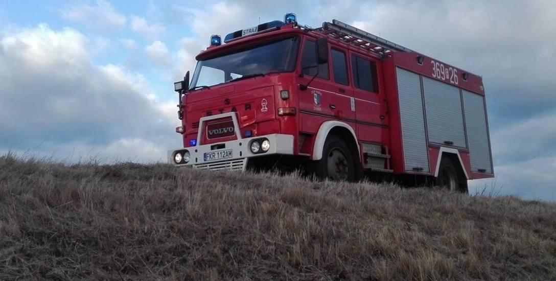 - Dziś w naszej jednostce znajdują się dwa wysłużone, ponad 30-letnie samochody - mówią strażacy z OSP Dąbie. - Aby zakupić nowy wóz bojowy potrzebujemy