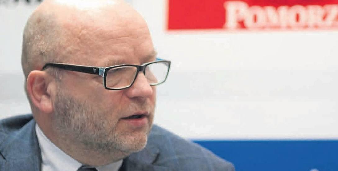 """Marek Biernacki: - Nasz poprzednik działał wedle zasady: """"po mnie choćby potop"""". Teraz sobie z tym potopem musimy poradzić."""