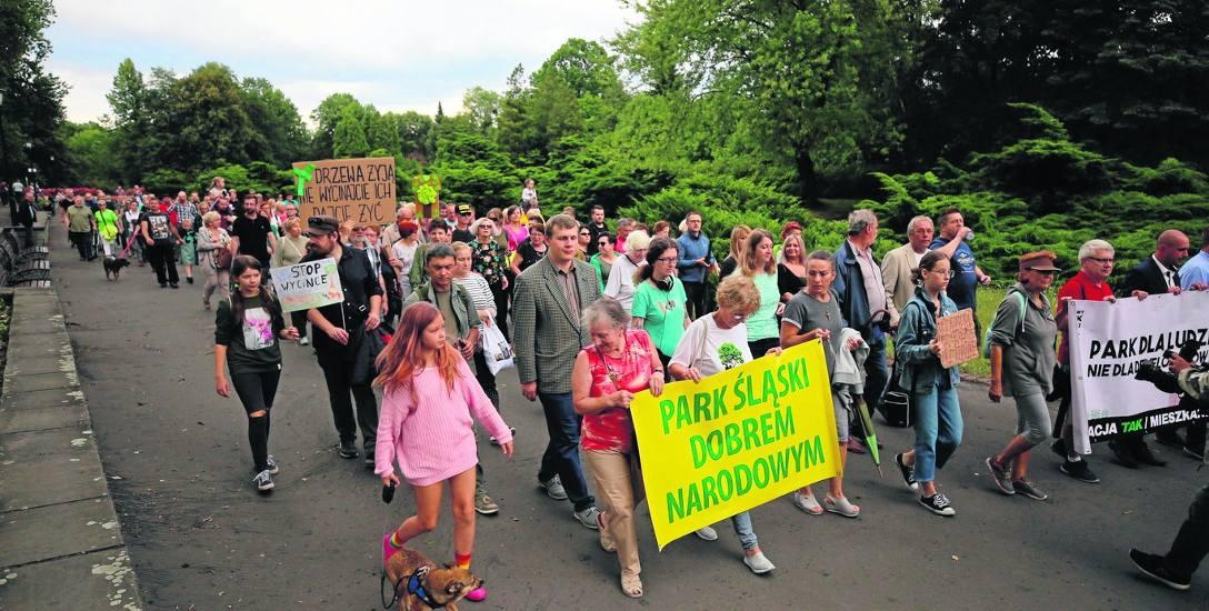 Park Śląski pod ochroną? Jest propozycja władz Chorzowa
